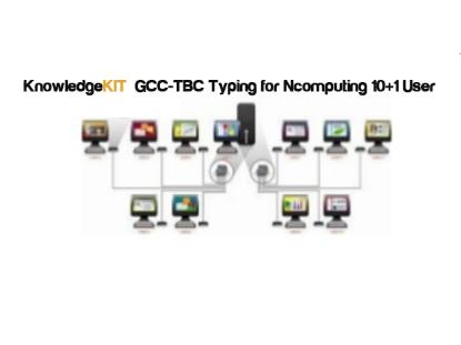 Picture of KnowledgeKit : GCC-TBC  for  Extenda(10+1)